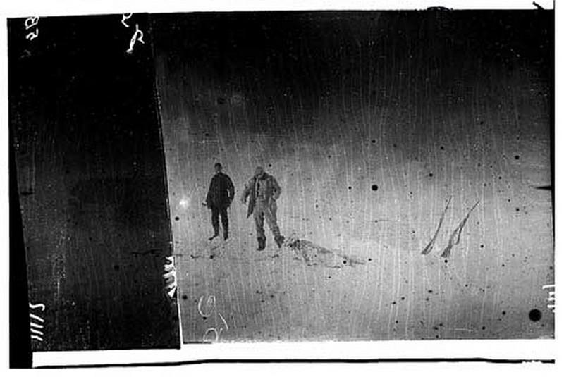 Primórdios da fotografia no ártico