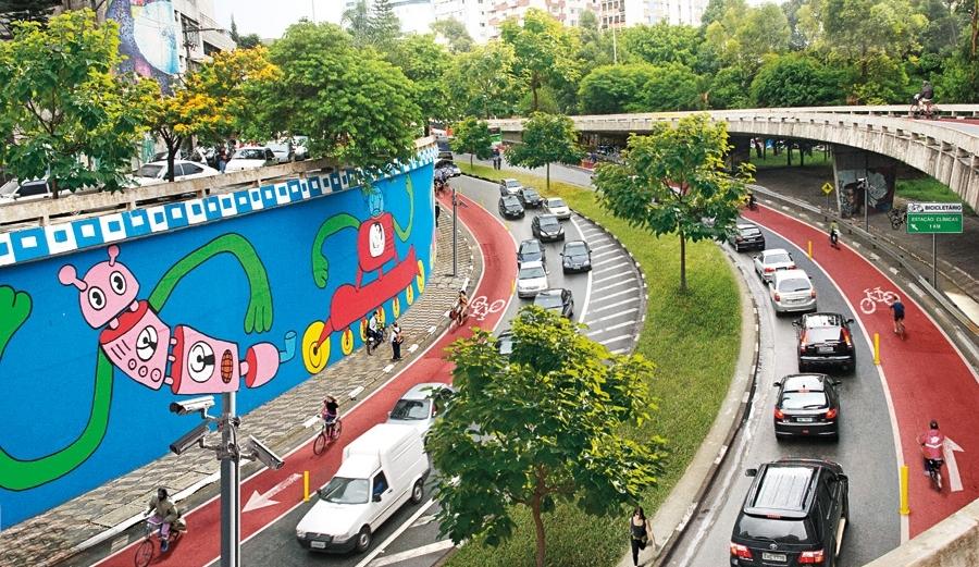 São Paulo poderia ser assim?