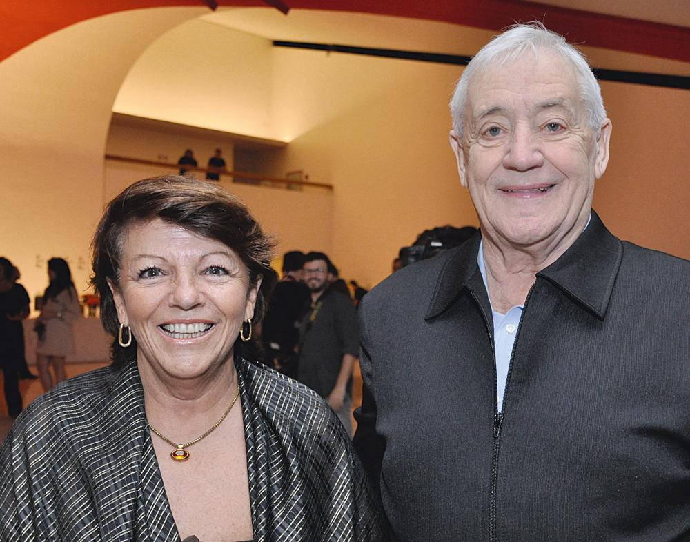 Rosamaria Florio La Rocca e Cesare La Rocca