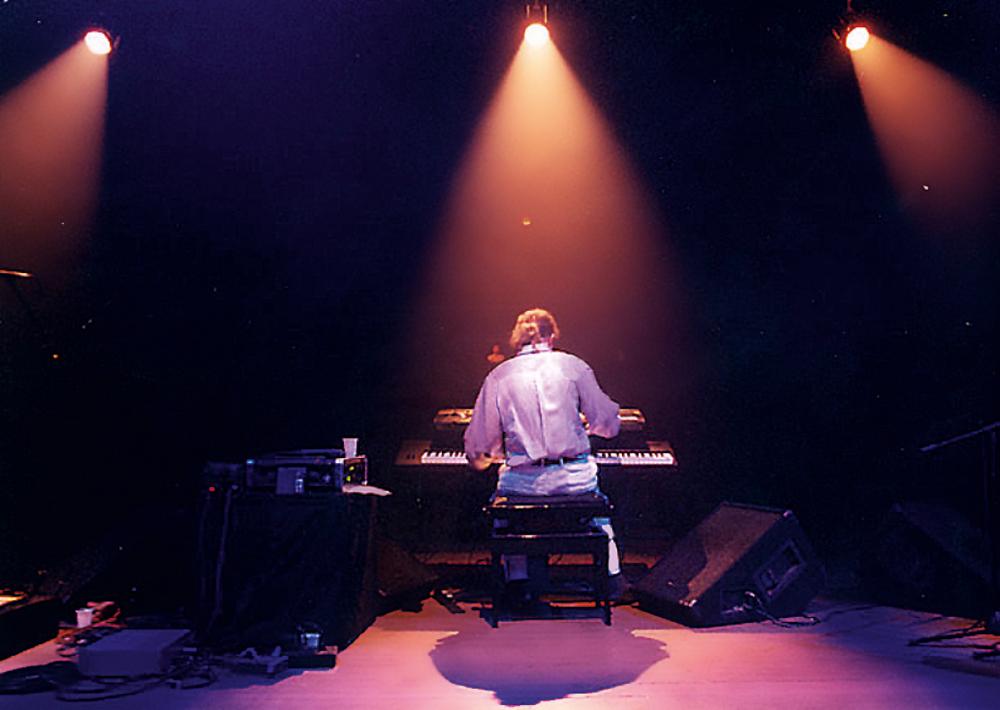 em mais um momento estelar no palco