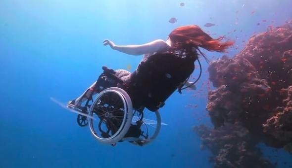 Autonomia de mergulho
