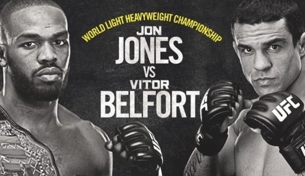 Belfort quer o cinturão