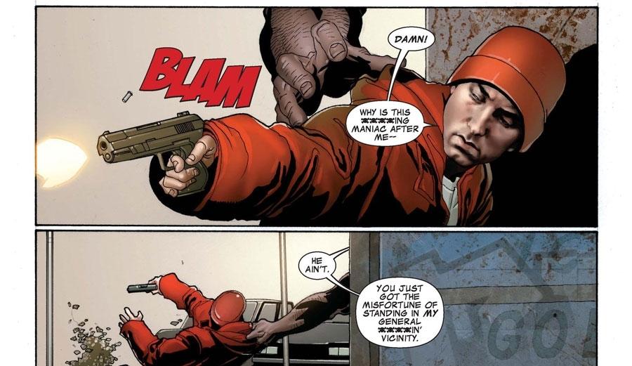 Quadrinhos e rap