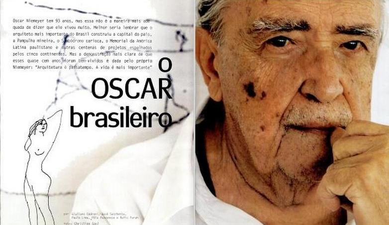 RIP: Oscar Niemeyer