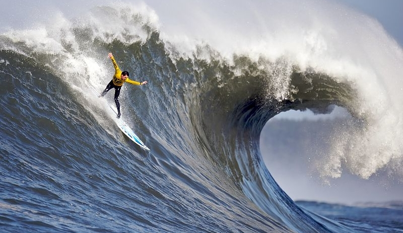 Perseguindo Mavericks