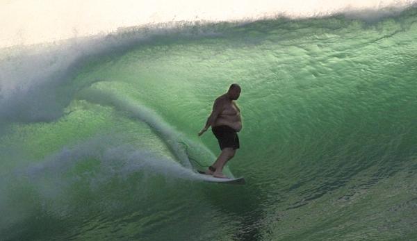 Surf redondo