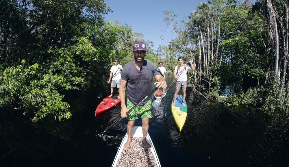 Aula na Amazônia