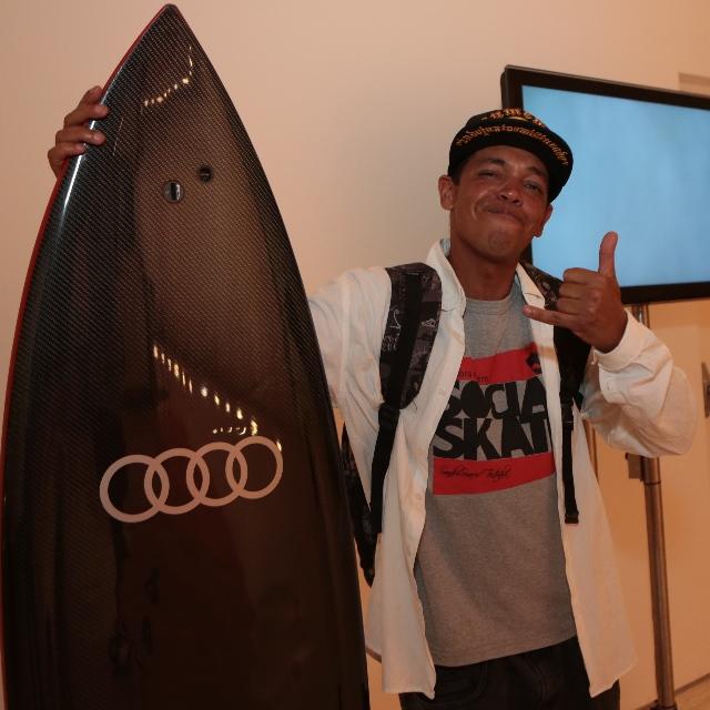 Audi + Social Skate