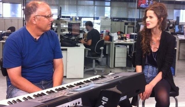 Guilherme Arantes e Ana Cañas