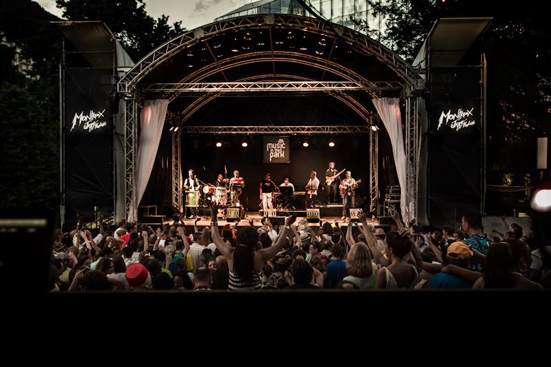Montreux Jazz Festival, em 2012.