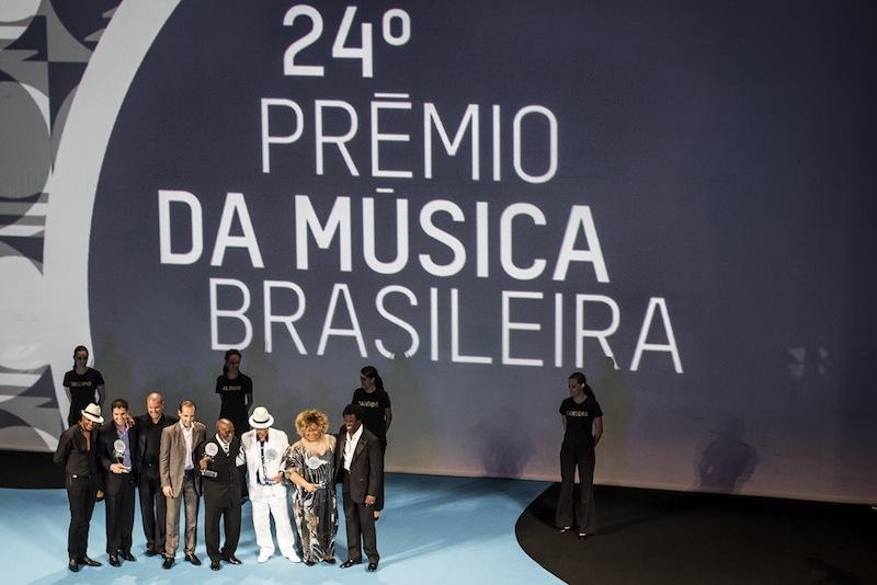 Prêmio de Melhor Grupo de Samba, em 2013.