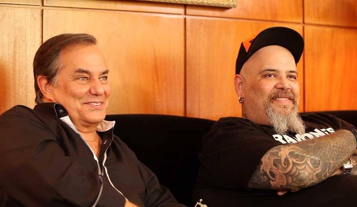 Trip FM: João Gordo e Ronnie Von