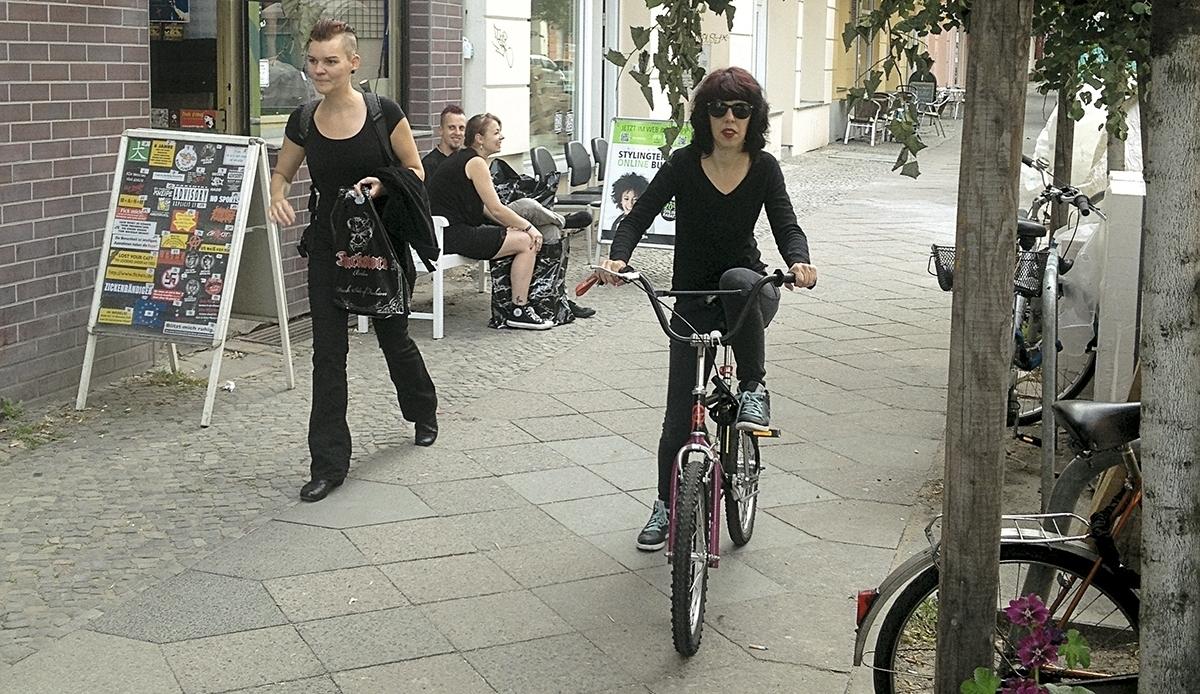 Bicicleta é amor