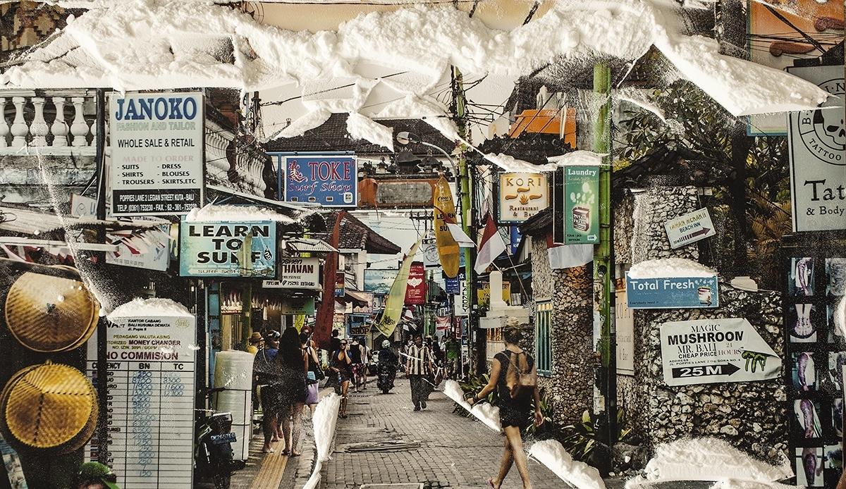 Neve em Bali