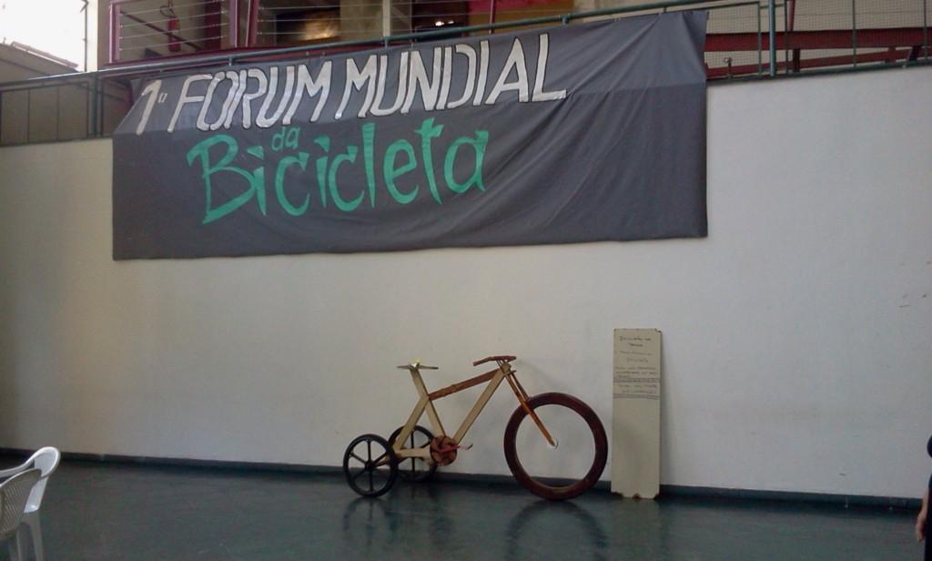 1º Fórum Mundial da Bicicleta de Porto Alegre