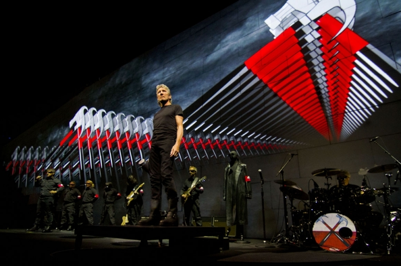 A nova turnê The Wall, de Roger Waters