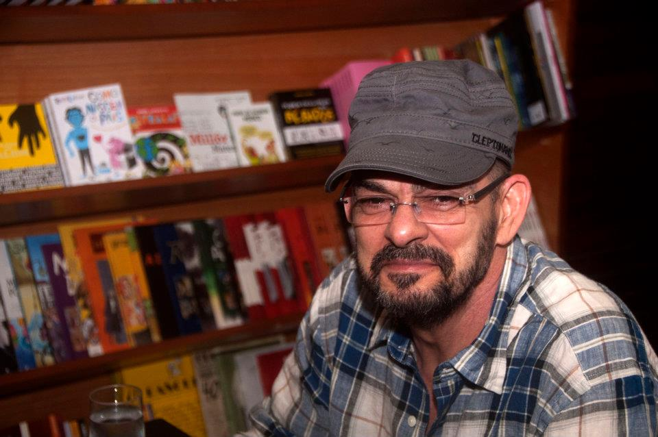 João Nery em 2012