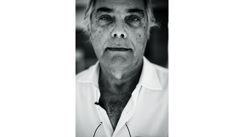Rubem César é fundador do Viva Rio