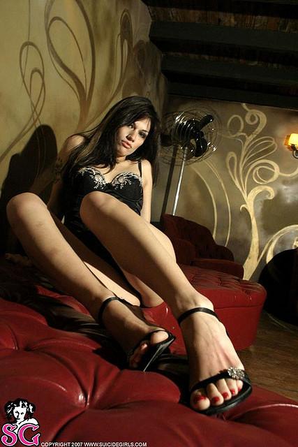 As modelos clicadas por Andrea Lavezzaro