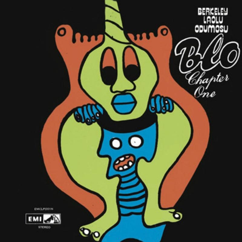 """8 - Blo - Chapter One (Mr. Bongo) - Reedição do álbum de estreia do Blo, primeira banda de rock a brotar na África. Lançado em 1973, """"Chapter One"""" foi sampleado por um monte de gente, como Madlib. No Ebay, o original já foi vendido pela """"bagatela"""" de R$4 mil"""