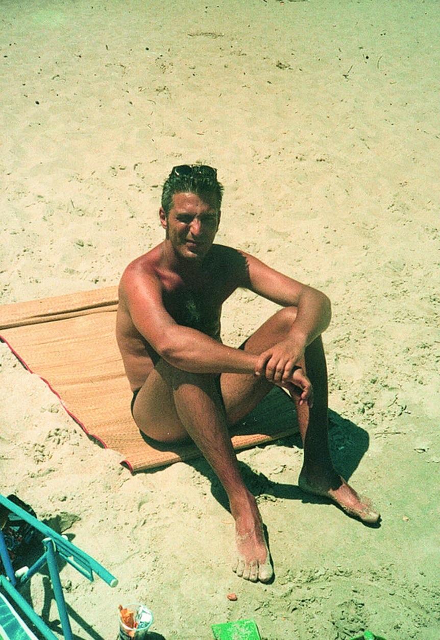 Em Ubatuba, 1989