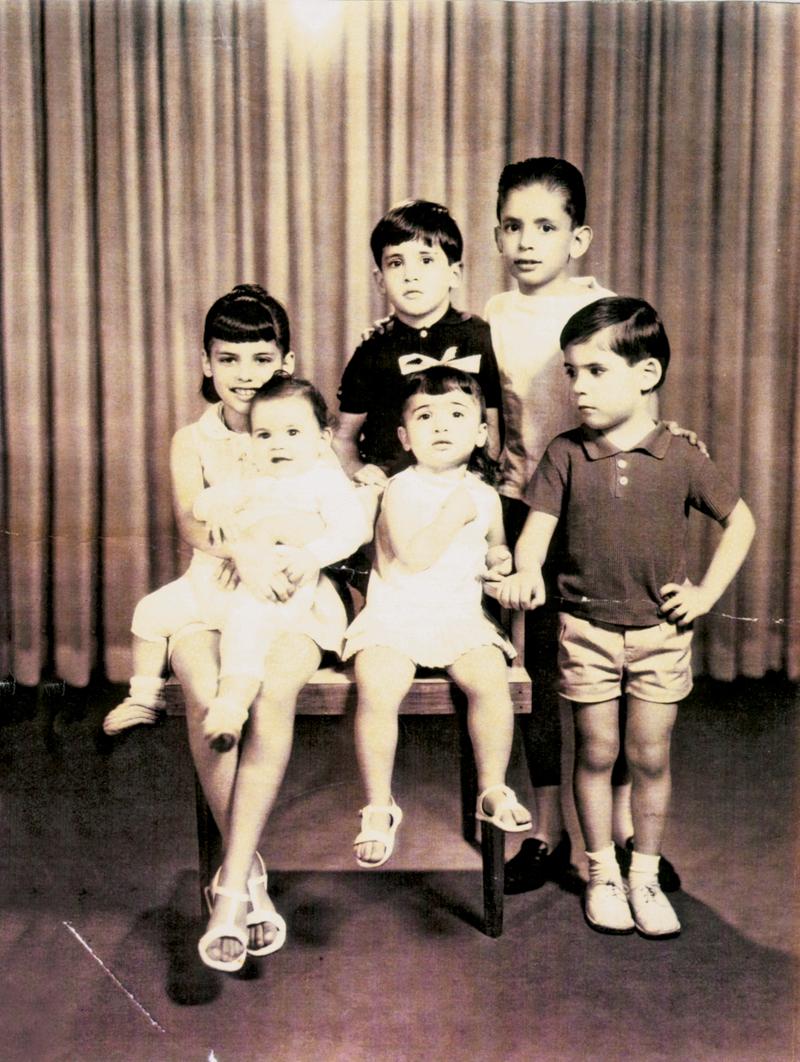 arnaldo e irmaos