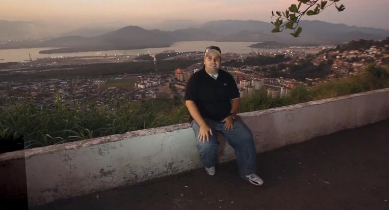 Marcelo Fernandes, empresário e produtor de funk