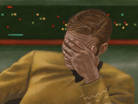 Casey Weldon - Facepalm