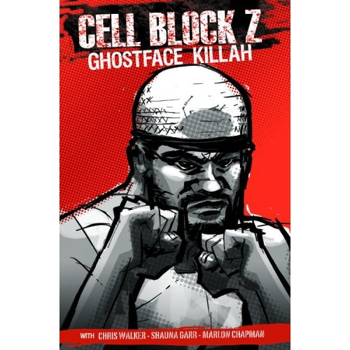 'Cell Block Z', graphic novel de Ghostface Killah