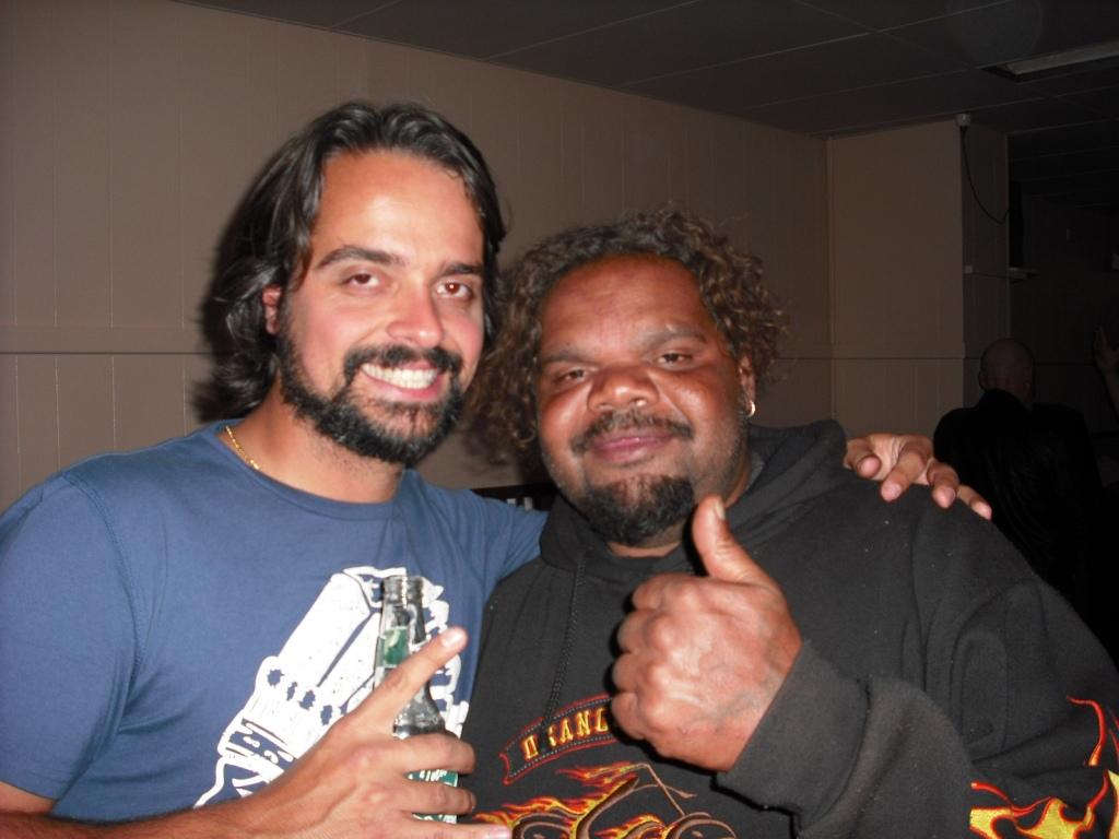 Os aborígenes