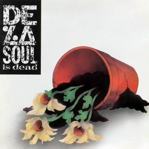 O álbum 'De La Soul Is Dead', de 1991, foi lançado acompanhado de uma HQ do mesmo nome