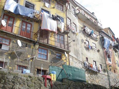 Vista da cidade de Porto