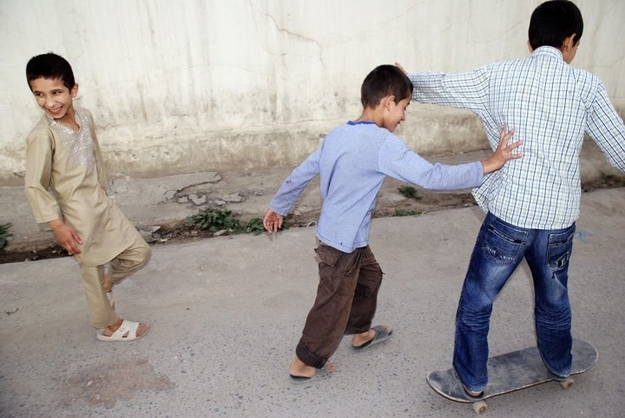 Skate no Afeganistão