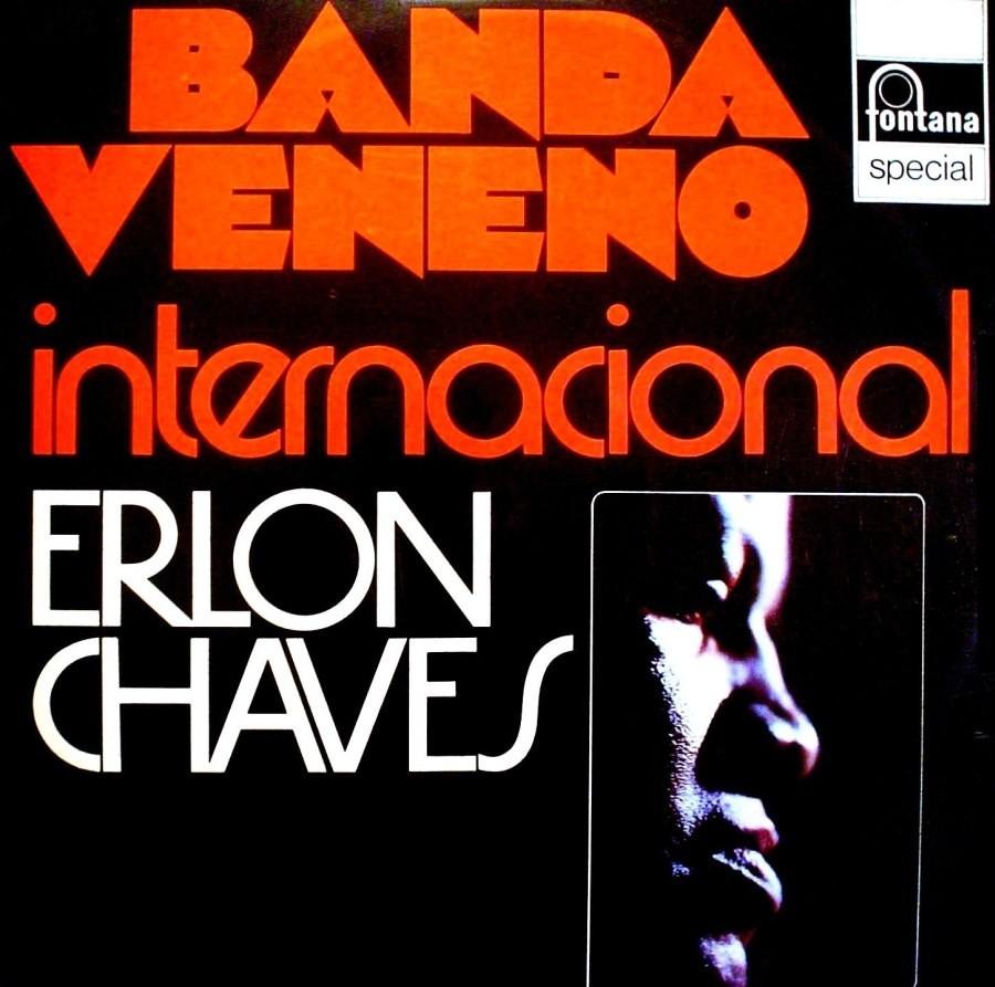 Um dos álbuns da Banda Veneno