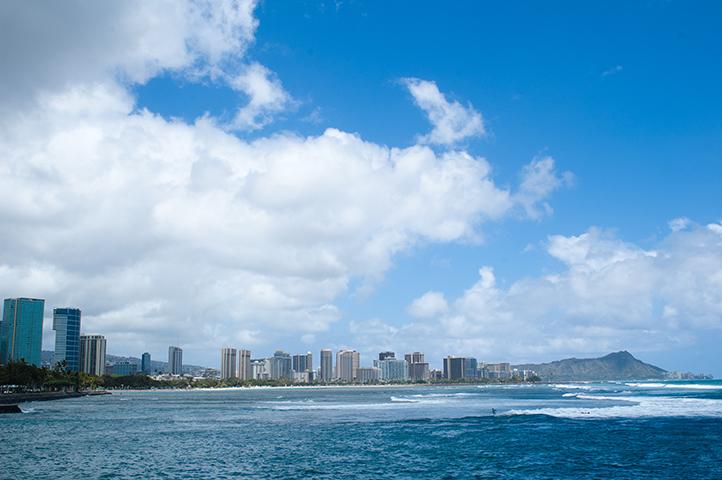 Point Panic - Honolulu