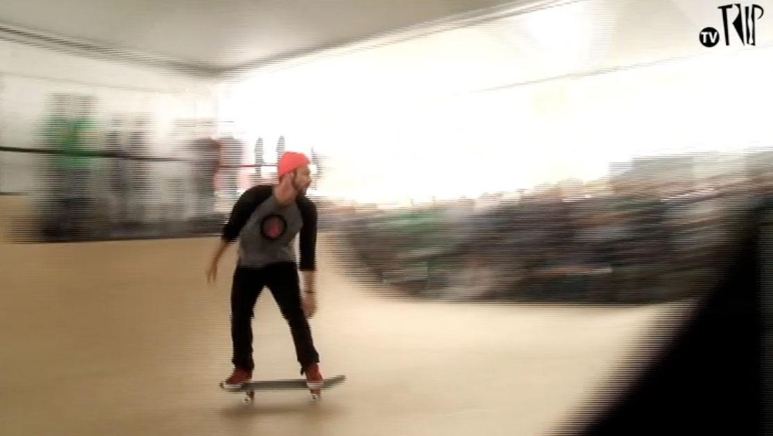 A evolução do skate