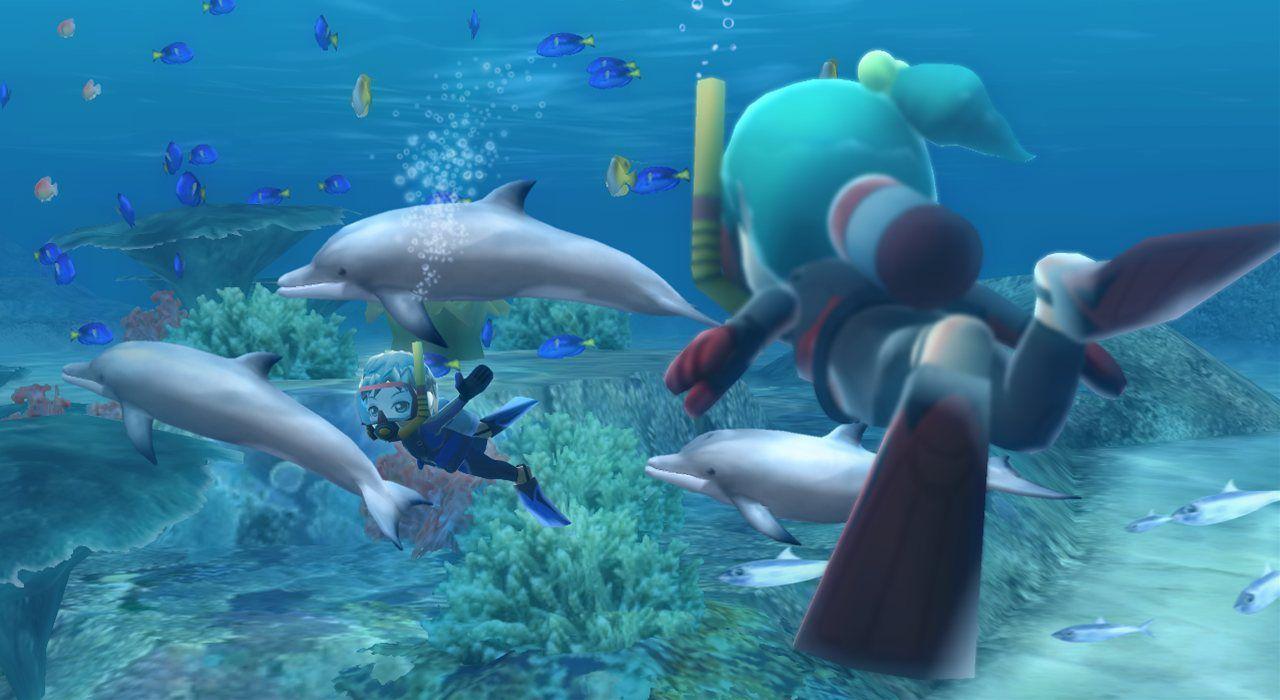 Go Vacation - O game foi criado para Wii. Em outras palavras, isso significa que é preciso se mexer para controlar os personagens. Isso também quer dizer que há poucas chances de tudo não parecer infantil ou familiar demais. Ainda assim, o título pode ser divertido pelas diversas atividades disponíveis no mundo virtual. No litoral é possível surfar, mergulhar, andar de pedalinho, brincar com arminhas d'água e até passear na praia.