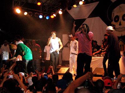 Hutúz 2008, a festa de gala do hip hop