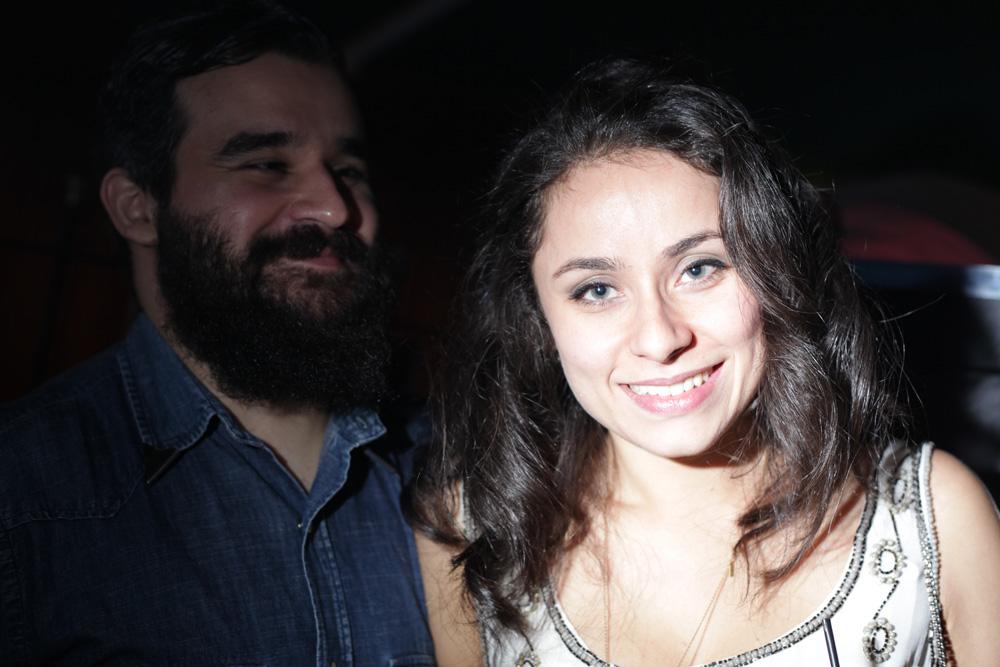 Alex Cassalho e Jo Cirilo