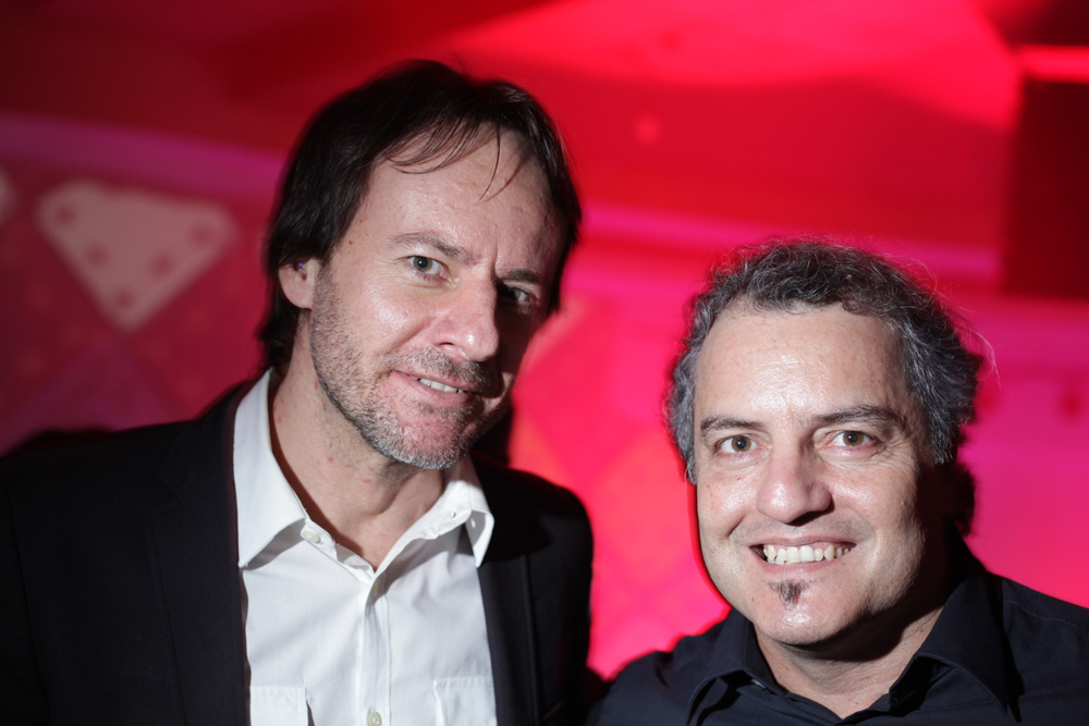 Daniel Daibem e Paulo Lima