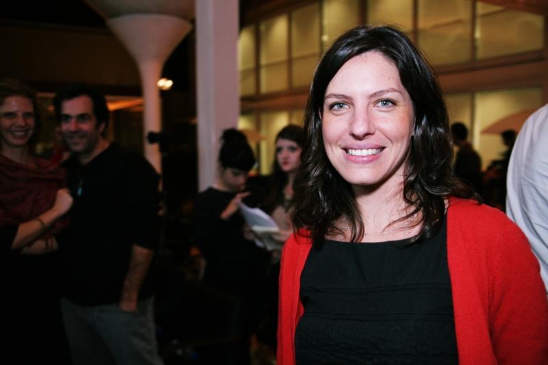 A designer Paula Dib, uma das homenageadas de 2013