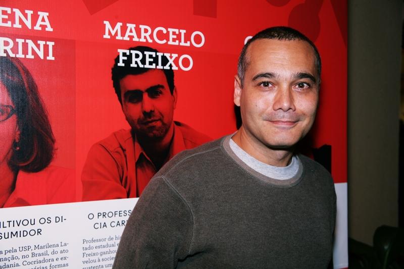 O neurocientista Sidarta Ribeiro