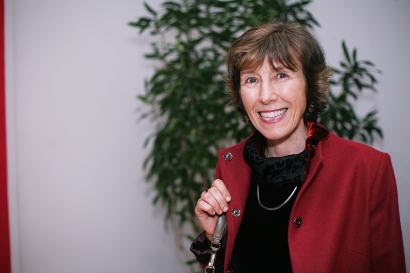 A psicanalista Maria Rita Kehl