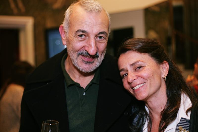 Rafic Farah e Luciana Meire