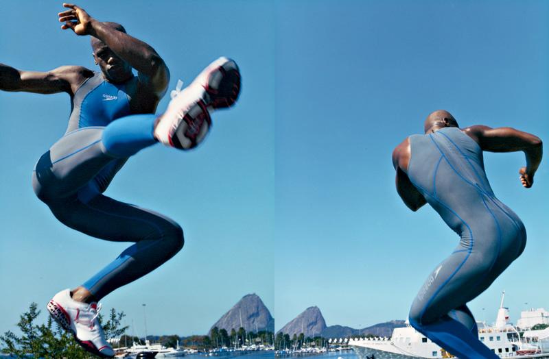 Wallace luta muay thai há 7 anos. É faixa preta, campeão brasileiro em 2007 e estadual de 2008. Academia: Minotauro Team. Além de lutar, é operador de