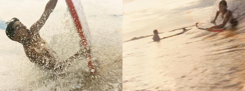 """Na fase saúde, ele voa de bodyboard na praia do futuro, Fortaleza: """"Se me dedicasse seria campeão. Mas aí apareceu a música..."""""""