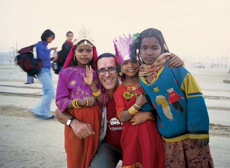 Kumbh Mela, Índia, 2001