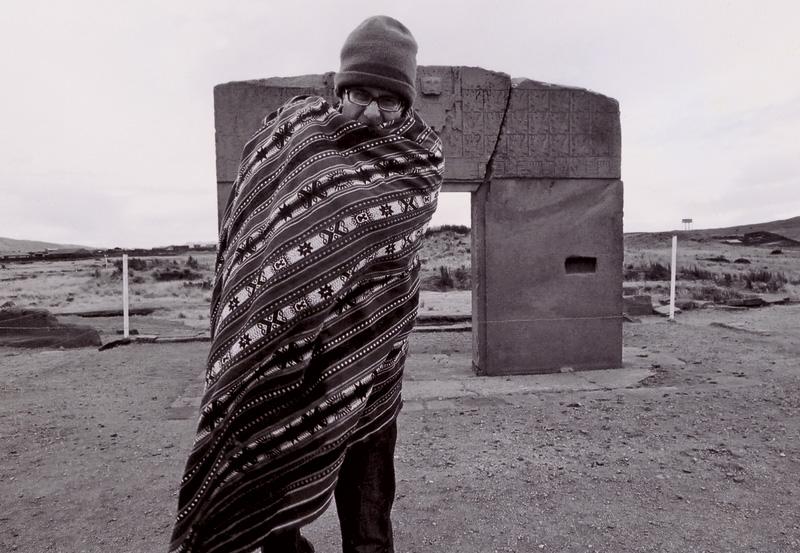 No Portal do Sol; Bolívia, 2002