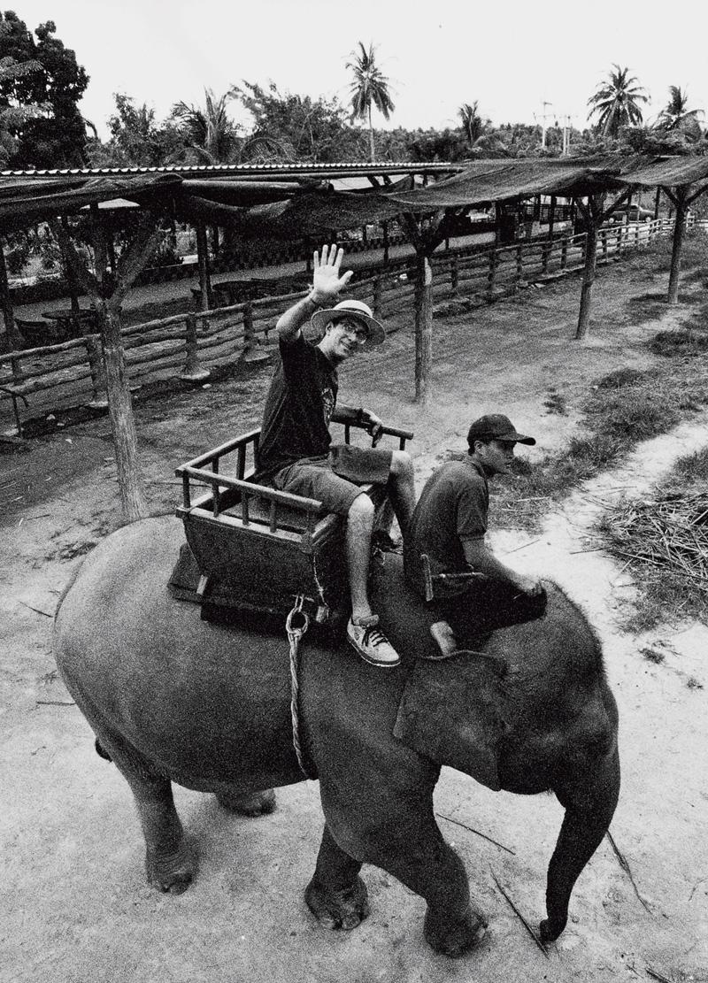 Tailândia, 2001