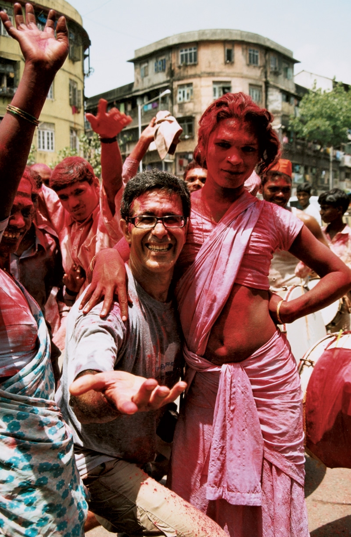 Arthur e a mulher de tromba; Ganesh, 2004